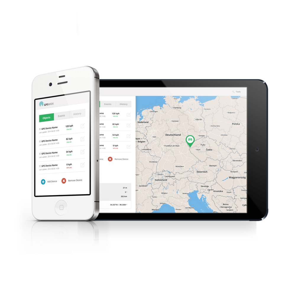 online GPS tracking