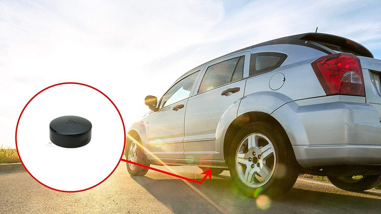 Best Hidden GPS Tracker For Cars